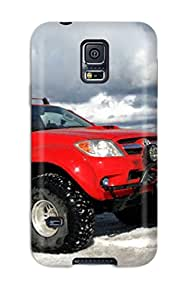 ZPuhcTP995LTNvk Faddish Toyota Hilux 8 Case Cover For Galaxy S5