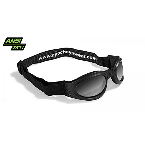 7b2f7827ef Epoch Folding Goggle with Clear to Smoke Photochromic Lens by Epoch Lacrosse
