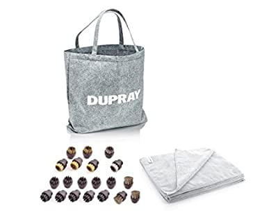 Advanced Cleaning Pack for Dupray Steam Cleaners