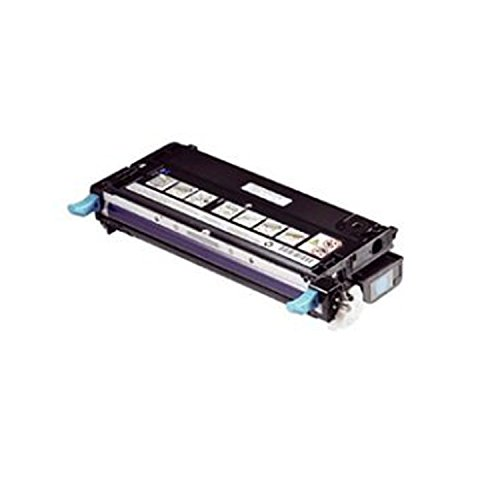 Xerox Phaser 6180 Pack of 1 High Capacity Laser Toner Cartridges Cyan Compatible Replaces Xerox 113R00723