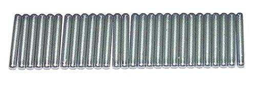 Mercury 75-125 / 200-250 Hp Upper Rod Bearing / Wrist Pin Needles WSM 010-120-29 OEM# 29-88258001, 29-88258, 29 Needles (Bearing Needle Rod)