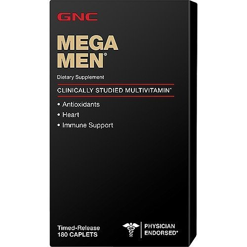 GNC Mega Men Multi Vitamin &#8...