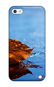 DeirdreAmaya Case Cover For Iphone 5/5s - Retailer Packaging Autumn Leaf Protective Case by Maris's Diary