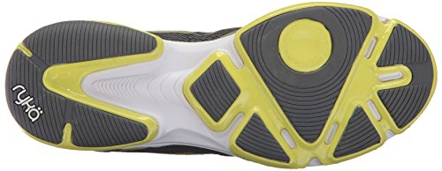 Ryka Lime Devotion White Grey Cross Trainer Women's XT qxARqw4P