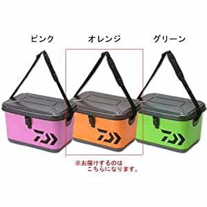 Daiwa hd tackle bag a s45cm orange for Amazon fishing equipment
