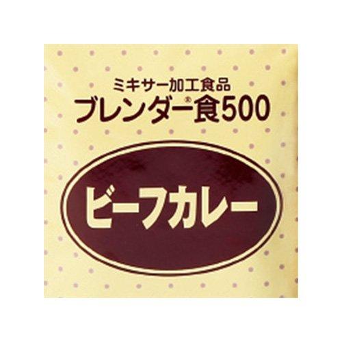 ブレンダー食500 BC ビーフカレー BC (6袋X3箱) ケース ケース ビーフカレー B07DFNGFPZ, 邑南町:6b38c251 --- ijpba.info