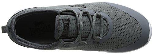 Grey Fitness Grey Shoes Lonsdale Men's Zambia Black wTxqFR
