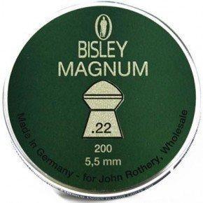 Bisley .22 / 5.5Mm Magnum Heavy Weight Air Rifle - 200 Heavy Magnum Rifle