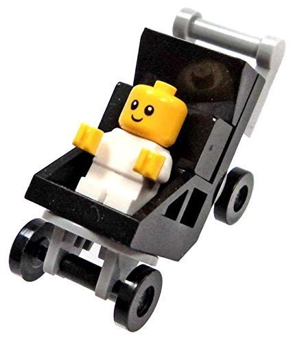 3 Year Old In Stroller - 4