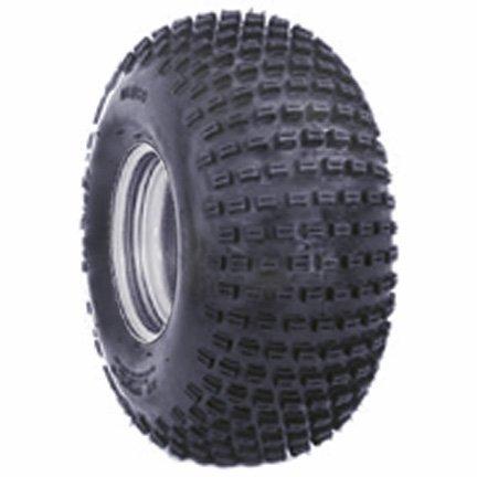 Knobby Tire - Nanco Dimple Knobby Bias Tire - 25x12R9 51F