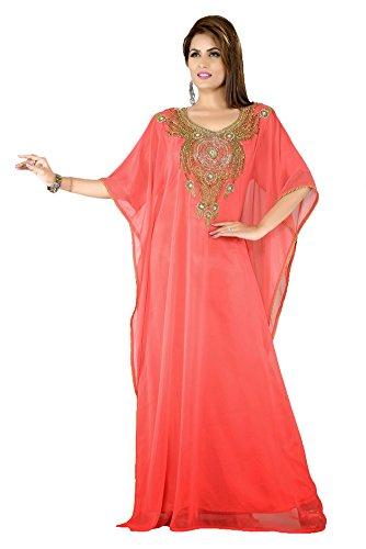 palasfashion Moderne Islamische Kaftan Kleid Damen kkpf17101 aLoPijvp