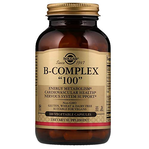Top 10 Solgar Vitamin B Complex From Food