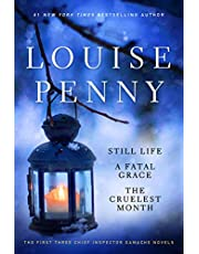 Louise Penny Boxed Set (1-3): Still Life, a Fatal Grace, the Cruelest Month