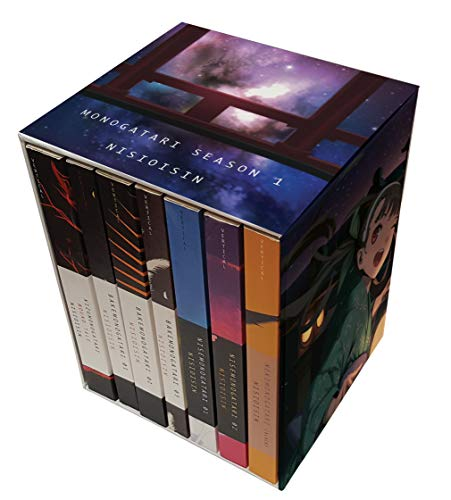 (MONOGATARI Series Box Set Limited)
