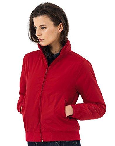 w-shirt - Chaqueta - para mujer Red/Warm Grey