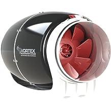 Atmosphere S-1000 Vortex S-Line Ultra Quiet Fan, 10-Inch, 1081 Cfm
