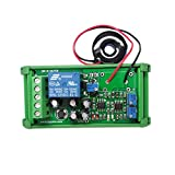 MagiDeal Current Sensor Module AC Detection Module 50A Switch Output with Base