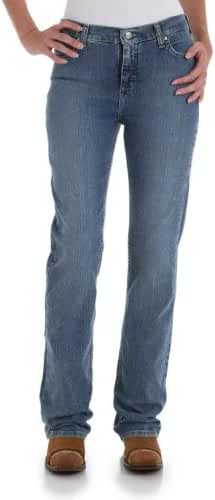 Wrangler Women's As Real as Wrangler Classic-Fit Bootcut Jean