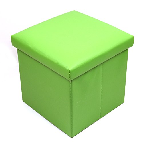 Storage Ottoman UArtlines Folding Square