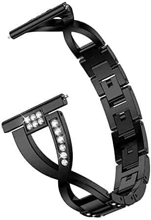 Amaping Band Strap for Fitbit Blaze Wrist About 5.7