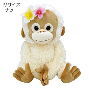 Baby Coco & Natsu Natural Stuffed animal (M) Natsu