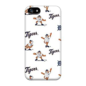 Cute Tpu Jrcarter Detroit Tigers Case Cover For Iphone 5/5s