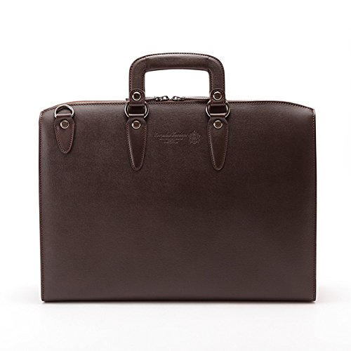 青木鞄 COMPLEX GARDENS(コンプレックスガーデンズ) ブリーフケース 慧可 エカ B00KW30XHA チョコ チョコ