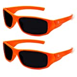 Kids Wraparound Sunglasses for Boys and Girls