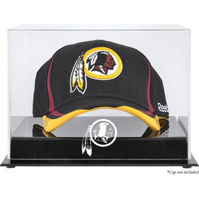 picture of NFL Acrylic Cap Logo Display Case NFL Team: Washington Redskins