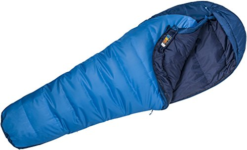 Marmot Trestles 15 Degree Synthetic Sleeping Bag-XWide-Left Zip/Cobalt Blue/Blue Night