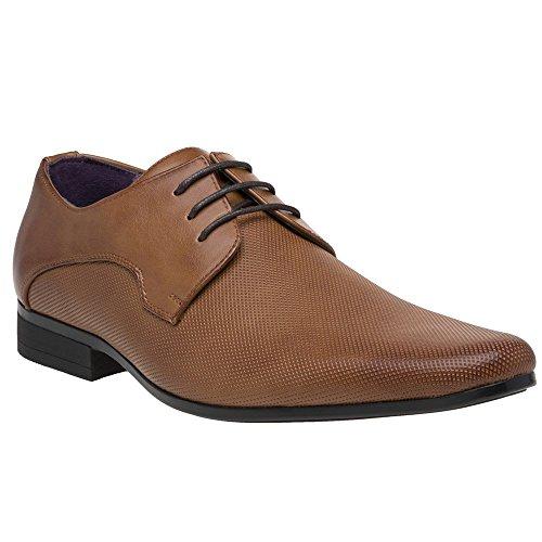 SOLETRADER Flack Homme Chaussures Fauve lYuM3m