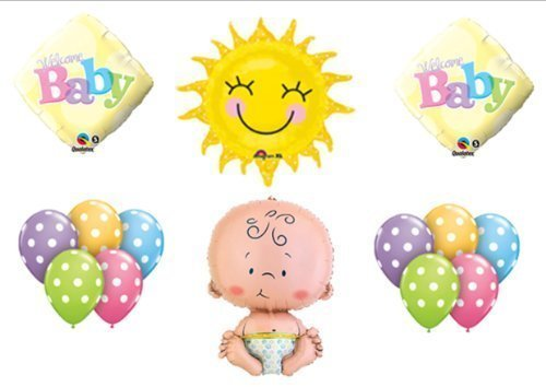 You Are My Sunshine Baby Shower Balloons Decorations Supplies by Anagram ()