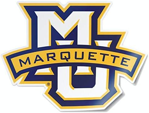 Marquette University Golden Eagles Premium Collegiate Car Decal