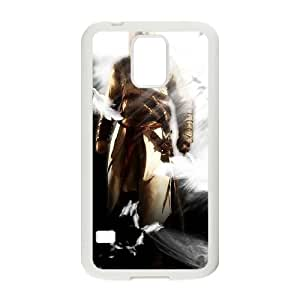 Assassin'S Creed Samsung Galaxy S5 Cell Phone Case White DIY Ornaments xxy002-3636398