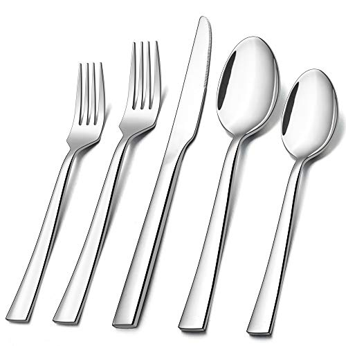 40-Piece Silverware Set E-far