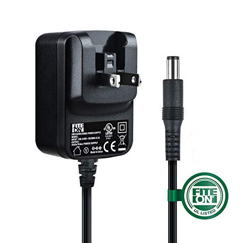 FITE ON UL Listed AC/DC Adapter for XANTECH Model: 786-00 78600 P/N: 182-508 182508 Direct Plug IClass 2 Transformer Power Supply Cord Cable Charger