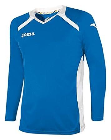 Joma Champion II Camiseta de equipación de manga larga, Hombre: Amazon.es: Zapatos y complementos