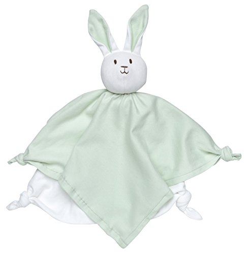 Earth Friends Doll - Under the Nile Unisex Baby Lovey Bunny Blanket Friend 10