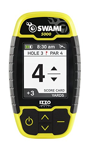 Izzo Golf Swami 5000 Golf GPS Rangefinder by IZZO Golf (Image #3)