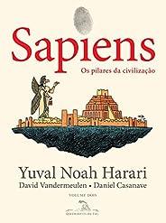 Sapiens (Edição em quadrinhos): Os pilares da civilização: 2