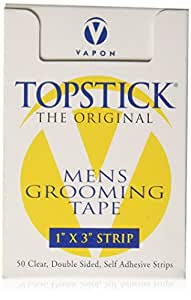Topstick Clear Hairpiece Tape