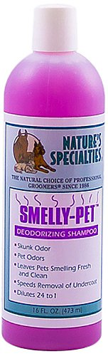 Nature's Specialties Smelly Pet Shampoo, 16-Ounce, My Pet Supplies