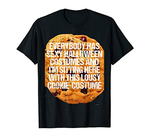 Lousy Cookie Costume Funny Easy Food Halloween Gift