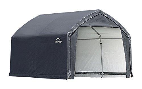 AccelaFrame HD 12 x 10 ft. Shelter Gray by ShelterLogic