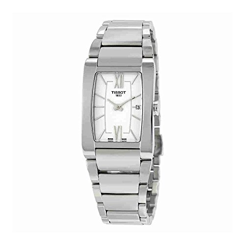 Tissot T-Trend Generosi-T Stainless Steel Ladies Watch T1053091101800