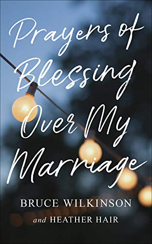 Pdf Christian Books Prayers of Blessing over My Marriage