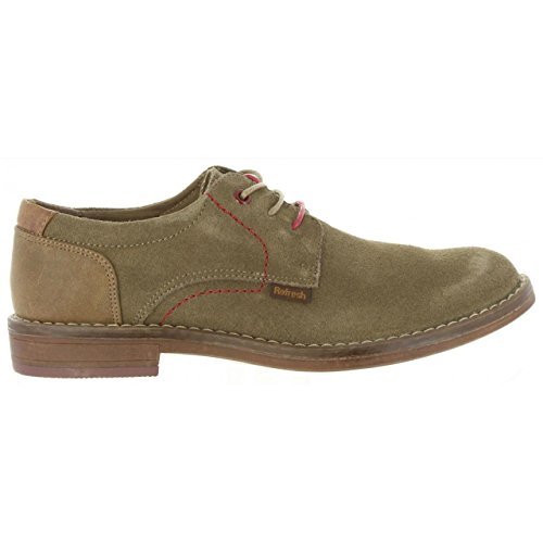 Taupe Homme 63954 Refresh Serraje Chaussures Pour xwC60