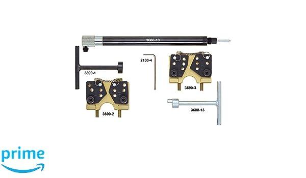 Hazet 5110/6 Alfa para encendido de motor - Multicolor: Amazon.es: Bricolaje y herramientas