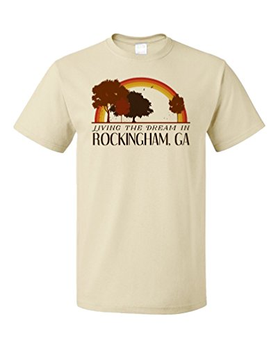 Living the Dream in Rockingham, GA | Retro Unisex - Rockingham In Shops