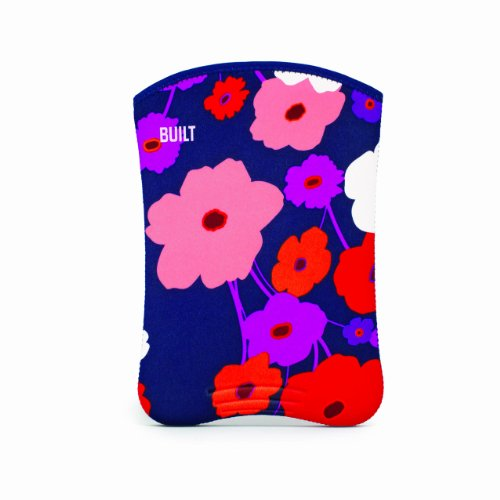 BUILT Neoprene Sleeve iPad Flower